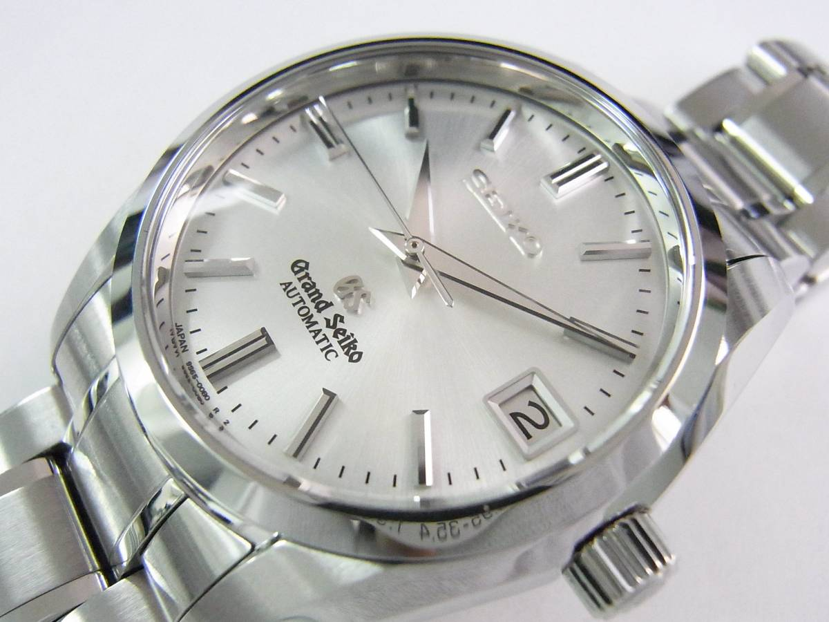 Grand Seiko Autorefractor Using Glasses On